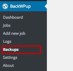 wordpressでバックアップ取るなら「BackWPUp」がオススメ!